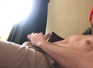 facial-hair;hunting;co-worker,Muscle;Fetish;Solo Male;Big Dick;Gay;Hunks;Straight Guys;Uncut;Cumshot Muscular gay stud...