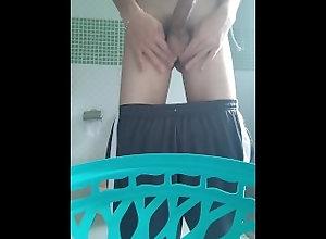 pink;bisexual;ass;twink;big-cock;asshole;gay-boy;age;big-balls;skinny;cute-boy;horny;cam,Solo Male;Gay twink showing big...