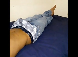 cum-boxers;jeans;precum-dripping;erotic;sensual;abs;wet-sounds;cum-fetish;sexy-ebony;tease-denial;boner-massage;hot;softcore,Black;Massage;Solo Male;Big Dick;Gay;Hunks;Cumshot;Feet Hands Free Edging...