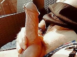 Handjob (Gay);Masturbation (Gay);Outdoor (Gay);HD Videos;Gay Public (Gay);Gay Cum (Gay);Gay Outdoor (Gay) Outdoors reverse cum