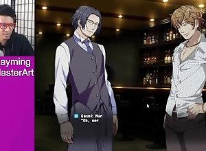 yaoi;hentai;gay;nutaku;nutaku-game;anime,Japanese;Gay;Amateur;Cartoon Opening Night! No...