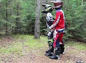 motocross;twink;bareback;mx;biker;public,Bareback;Euro;Twink;Fetish;Group;Gay;Public;Amateur Mx bikers fuck in...