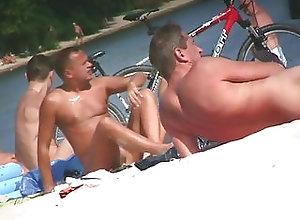 Beach (Gay);Outdoor (Gay);Voyeur (Gay);HD Videos;Gay Men (Gay);Gay Beach (Gay);Gay Cock (Gay);Gay Spy (Gay);Gay Guys (Gay);Gay Nude Beach (Gay);Gay Nudist (Gay) SPYING ON NAKED...