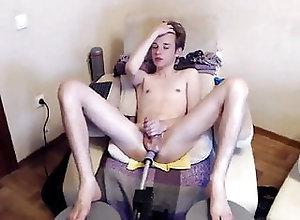 Twink (Gay);Amateur (Gay);Sex Toy (Gay);Webcam (Gay);HD Videos;Gay Boy (Gay);Gay Boys (Gay);Anal (Gay) Boy and fuckmachine