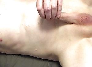 Man (Gay);HD Videos Jerking my cock