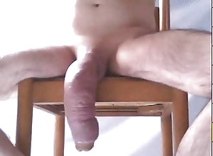 Man (Gay) Big swollen dick...