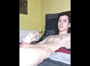 gaytwink;gay;college-boy;moaning;cumshot;student;stepson;boynextdoor;intense-orgasm;huge-cumshot,Solo Male;Big Dick;Gay;College;Reality;Amateur;Jock;Casting;POV;Step Fantasy Hot boy stroking...
