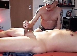 european;bondage;handjob;cum-control;cumshot;czech,Euro;Gay;Reality From my archive 3...