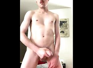 jerking-off;cum;twink;feet;masturbate;amateur;big-cock;big-balls,Twink;Solo Male;Big Dick;Gay;College;Reality;Cumshot;POV;Verified Amateurs Jerk Sesh