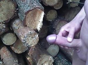 Man (Gay);HD Videos Fotoshooting im Wald