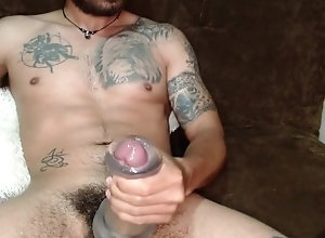 sex-toys;cumshot;cum-explosion;huge-cock;solo-masturbation;latin,Twink;Latino;Solo Male;Gay;Amateur;Cumshot;Tattooed Men;Verified Amateurs Explode with my toy