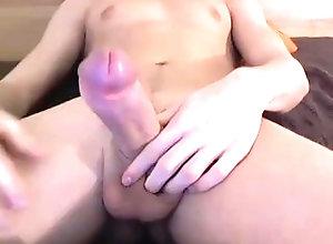 jarking;sexy-gey;big-cock,Massage;Fetish;Solo Male;Big Dick;Gay;Handjob The guy with...