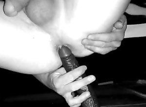 Amateur (Gay);Anal (Gay) Dildo rimm my ass 1
