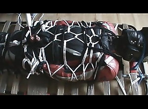 BDSM (Gay);Gay Leather (Gay);Gay CBT (Gay);Couple (Gay);Hungarian  (Gay) Immobilized...
