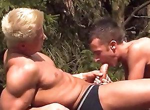 Blowjobs (Gay);Group Sex (Gay);Gay Porn (Gay);Soccer World Soccer Orgy 1