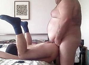 Bareback (Gay);Bear (Gay);Big Cock (Gay);Blowjob (Gay);Daddy (Gay);Fat (Gay);Old+Young (Gay);Gay Daddy (Gay);Gay Twink (Gay);Gay Chub (Gay);American (Gay) Chub dad and twink