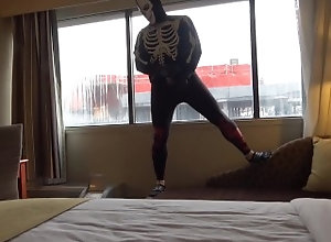 european;exhibitionist;voyeur;skeleton;mask;hotel;construction-site;construction-worker;tights;gloves;being-watched,Euro;Fetish;Solo Male;Gay;Amateur;Jock;Mature;Verified Amateurs skeleton edges...