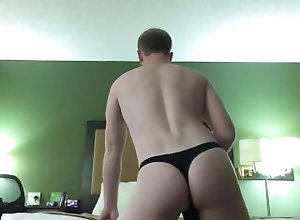 anal;experiment;stroke;thong;dildo;anal;toys;cumshot;blonde;fuck,Fetish;Solo Male;Gay Straight white...