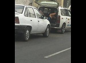 gay,pajero,arrecho,taxista,gay TAXISTA...
