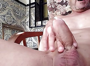 Big Cock (Gay);Handjob (Gay);Masturbation (Gay) Slow stroking my...