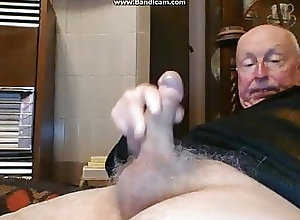 Handjob (Gay);Big Dick Gay (Gay);Big Cock Gay (Gay);Gay Cock (Gay) Big cock Grampa