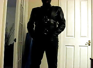Men (Gay);Feeling Good;Leather Feeling good in...