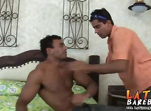 hardcore,sucking Handsome latino...