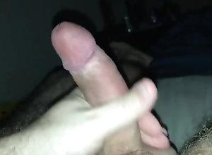 jerking-off;masturbation;cumshot;solo;big-dick;big-cock;big-white-cock;bwc;hairy,Daddy;Solo Male;Big Dick;Gay;Bear;Amateur;Cumshot;POV;Chubby Jerking My Big...