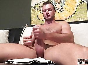 Amateur (Gay);Blowjob (Gay);Masturbation (Gay);Gay Jerking (Gay);HD Videos Jerking Alone