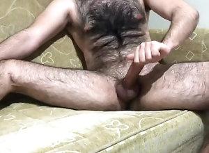 hairy;hairy-balls;hairy-men;hairy-dick;male-masturbation;big-dick;dick-flash;circumcised;foot-fetish;big-hairy-ass;gay-massage;pov-handjob;gay-handjob;bulge;amateur,Euro;Solo Male;Big Dick;Gay;Bear;Amateur;Handjob;POV;Feet Very hairy man...