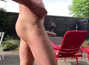 gay;ass;bottom;smooth;shaved;dick,Euro;Solo Male;Big Dick;Gay;Amateur;Uncut;POV Shake that ass babe!
