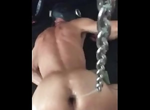 ass-fuck;rough;masturbate;kink;adult-toys,Fetish;Gay Man enjoys with...