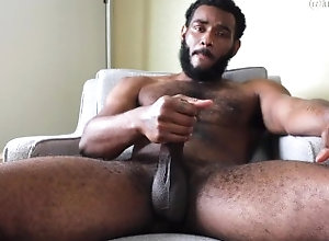 big-cock;bigdick;jerking;jerking-off;black;blackdick;hugedick;daddy;hairy;hairy-daddy;hung;cumshot;onlyfans;model;cock;dick,Black;Daddy;Muscle;Solo Male;Big Dick;Gay;Amateur;Jock Hairy Chest Slow...