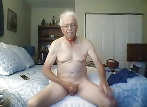 Cum Tribute (Gay);Daddy (Gay);Handjob (Gay);Masturbation (Gay);Old+Young (Gay);Small Cock (Gay);Striptease (Gay);Webcam (Gay) 72 yo man from...