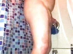 Amateur (Gay);Bear (Gay);Daddy (Gay);Masturbation (Gay);Gay Bear (Gay);Gay Shower (Gay);60 FPS (Gay) Showering bear