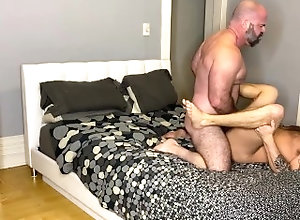 daddy;muscle;muscle-daddy;dad;bishop-angus;beefy;bareback;raw;breeding;father-son;thick-dick;homemade;hairy,Bareback;Daddy;Muscle;Pornstar;Gay;Bear;Rough Sex;Mature;Step Fantasy;Verified Amateurs,Bishop Angus;Sean Harding Bishop Angus...