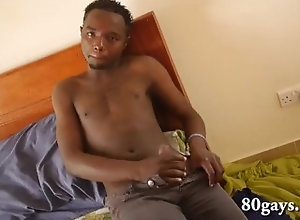 80gays;hairy;college-age;african;jacking-off;black;cum-shot,Solo Male;Gay;Amateur;Cumshot African Boy Paul...