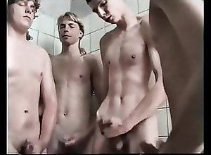 Twink (Gay);Blowjob (Gay);Bukkake (Gay);Group Sex (Gay);Handjob (Gay);Masturbation (Gay);Anal (Gay) Lovers...