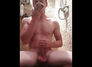sniffing-socks;cumshot;naked;hot-load,Euro;Twink;Fetish;Solo Male;Big Dick;Gay;Handjob;Uncut;Cumshot Sniffing socks...