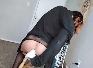 femboy;gay;sissy;goth;emo;bad-dragon;huhe-dildo;huge-dildo;ash-steele;anal,Amateur;Fetish;Toys;Anal;College;Transgender;Exclusive;Verified Amateurs;Cosplay;Solo Trans Femboy riding 9...