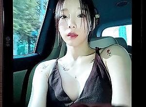 Cum Tribute (Gay);Masturbation (Gay);Gay Cum (Gay);HD Videos SNSD Taeyeon Cum...