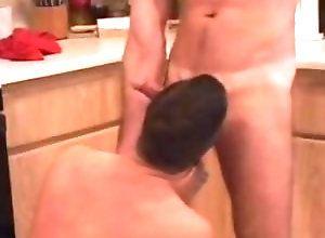 Gay,Gay Blowjob,Gay Hunk,gay,hunk,blowjob,young men,kitchen,gay porn,average dick Explosive Gay...