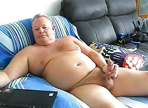 Amateur (Gay);Bear (Gay);Big Cock (Gay);Daddy (Gay);Handjob (Gay);Masturbation (Gay);Webcam (Gay);Norwegian (Gay) John from Norway...
