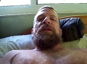 hairy;beard;ginger;redhead;hairyartist;cumshot;cum;big-cock,Daddy;Solo Male;Big Dick;Gay;Bear;Mature;Cumshot;POV;Verified Amateurs a birthday cumshot
